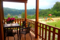 taras, balkon-domek 2