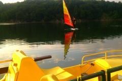 rowerek - winserfing
