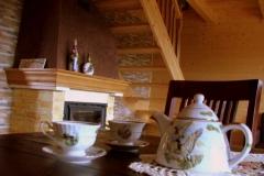 salon zestaw do kawy